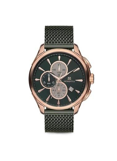 Momentus Momentus Cc248R-15Sr Erkek Kol Saati Yeşil